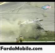 کلیپ موبایل : تصادفات Formula 1